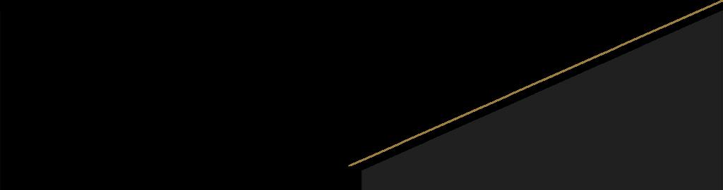 2 koloms shape divider gouden rand rechts trans